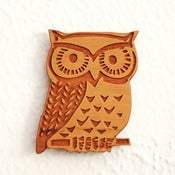 Image of Owl Brooch