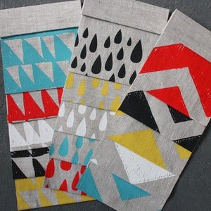 Image of TOTEM COLLECTION FABRIC BY THE METRE