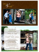 Image of Wedding Announcement Design