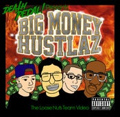 Image of Big Money Hustlaz Fixed Gear DVD