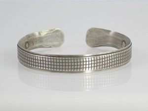 Image of Mens Riveted Cuff