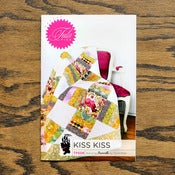 Image of Tula Pink : Kiss Kiss : Quilt Pattern