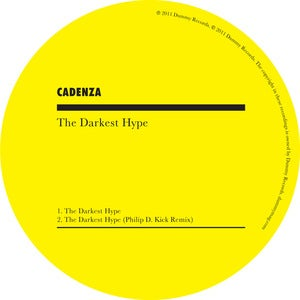 Image of Cadenza 'The Darkest Hype' (FLAC files)