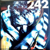 Image of FRONT 242-Interception 12&quot; VINYL/ Rare out of Print