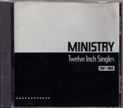 Image of MINISTRY-12 Inch Singles CD/ Rare Out Of Print