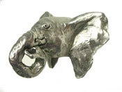 Image of Ollie Elephant - African Animal Knob