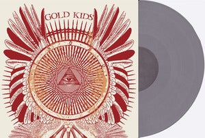 "Image of GOLD KIDS ""The Sound Of Breaking up"" LP deluxe version"