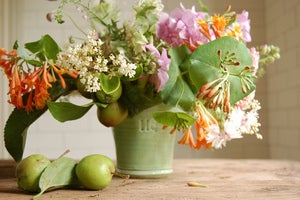 Image of How to Make a Natural Garden Arrangement