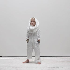 Image of Hobo Linen Coveralls by Matteo