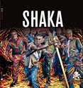 "Image of Book ""Shaka#22""-Opus Délits collection-Critères Editions."