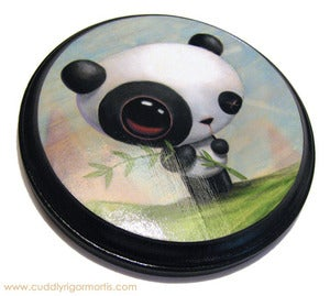 Image of &quot;Pandasm&quot; mounted giclee print