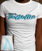 Image of Female TheBluMile Text Tee