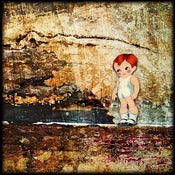 "Image of ""Dolls: Boy"" <br> Sizes: 4x4"", 6x6"" & 8x8"""