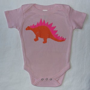 Image of DINO ONESIE:  ONE-OFFS