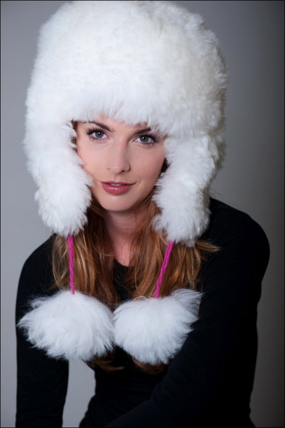 Image of Alpaca Fur Hat