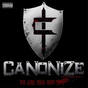 Image of CANONIZE: THE MIXTAPE VOL. 1 - CANONIZE