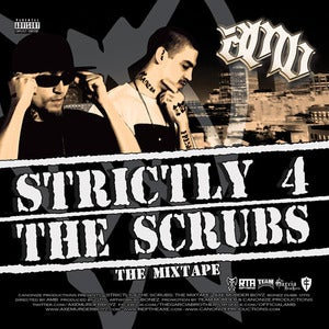Image of STRICTLY 4 THE SCRUBS MIXTAPE - AMB