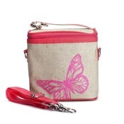 Image of So Young Mother Cooler Bag - Pink Butterfly