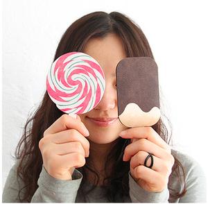 Image of Sweet Tooth Greeting Card