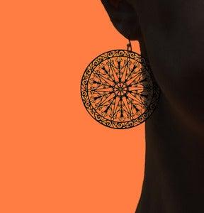 NauticalWheeler — Sevilla Filigree Earrings