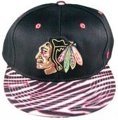 Image of Chicago Blackhawks Vintage Inspired Snapback by Community 54