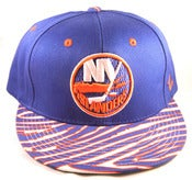 Image of New York Islanders Vintage Inspired Snapbacks by Community 54