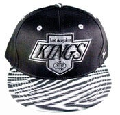 Image of Los Angeles Kings Vintage Inspired Snapback by Community 54