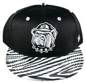 Image of Georgetown University Vintage Inspired Snapback by Community 54