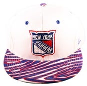 Image of New York Rangers Vintage Inspired Snapback by Community 54