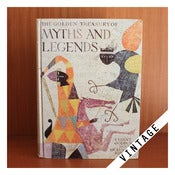 Image of THE GOLDEN TREASURY OF MYTHS &amp; LEGENDS