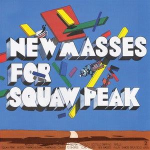 Image of HOLIDAY SHORES 'NEW MASSES FOR SQUAW PEAK' VINYL LP