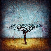 "Image of ""Horizon-Tree-Giant-1"" <br> Sizes: 4x4"", 6x6"" & 8x8"""