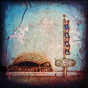 "Image of ""Hollywood Series, Cinerama Dome"" <br> Sizes: 4x4"", 6x6"" & 8x8"""