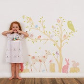 Image of Woodland Scene (girly)