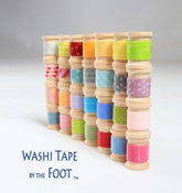 Image of Japanese Washi Tape---Choose Your Colors