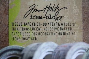 Image of Tissue Tape