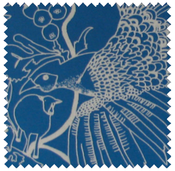 Image of pheasant fabric
