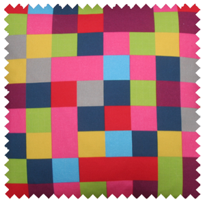 Image of square fabric