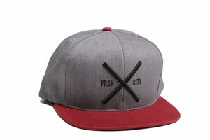 Image of FRSH CITY Snapback - Montgomery