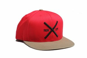 Image of FRSH CITY Snapback - Big Red
