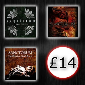 Image of Sanctorum Album Merch Deal