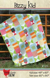 Image of Bizzy Kid Pattern #125, Paper Pattern