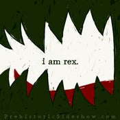 Image of I Am Rex Sticker