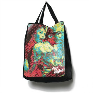 Image of YOU BETTER HOLD ON TIGHT TOTE