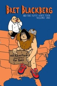 Image of Bret Blackberg and the Fifty State Tour: Volume One