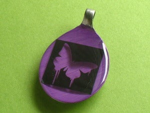 Image of Lupus Awareness Pendant