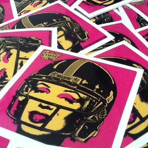 Image of Pittsburgh Pop Art Sticker