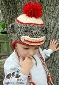 Image of Sock Monkey Hat