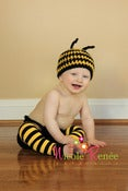 Image of Bumble Bee Hat
