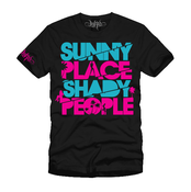 Image of SUNNY PLACE SHADY PEOPLE